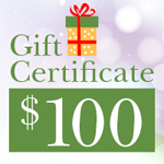 Gift Certificates ~ $100.00