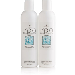 Morning Dew Foaming Body Wash