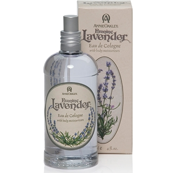 Evening Lavender ™ Eau de Cologne Natural Spray