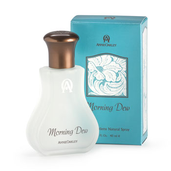 Morning Dew ® Eau de Toilette Natural Spray